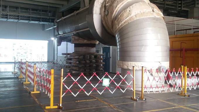 某公司热电厂煤水处理室地基沉降抬升加固工程
